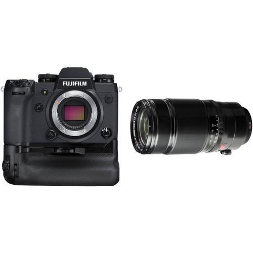 Fujifilm X-H1 Mirrorless Digital Camera with 50-140mm Lens Kit