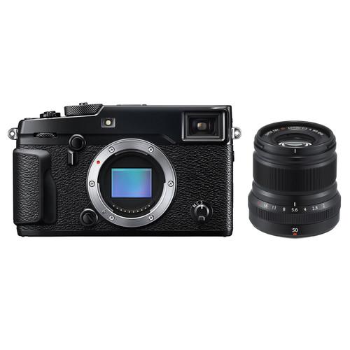 Fujifilm X-Pro2 Mirrorless Digital Camera with 50mm Lens Kit