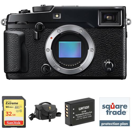 Fujifilm X-Pro2 Mirrorless Digital Camera Deluxe Kit