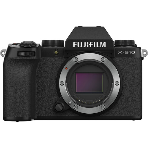 FUJIFILM X-S10 Mirrorless Digital Camera (Body Only)