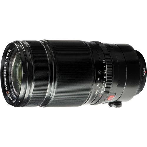 Fujifilm XF 50-140mm f/2.8 R LM OIS WR Lens with 1.4x Teleconverter Kit