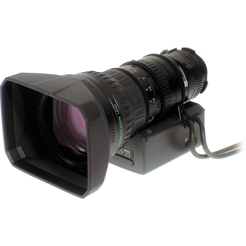 "Fujinon XA20sx8.5BEMD-DSD 8.5-170mm f/1.8-2.7 eXceed 2/3"" Teleconference Lens"