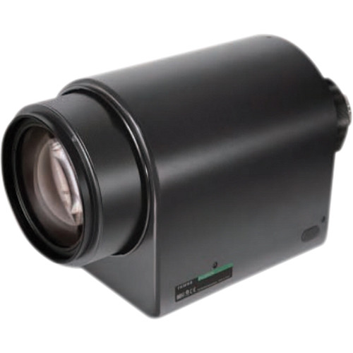 Fujinon C-Mount 10-320mm 1.3 Mp Day/Night Motorized Zoom Lens with Iris Mode Select Switch