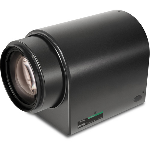 Fujinon D32X10R4D-V41 32x Telephoto Zoom Lens with Preset