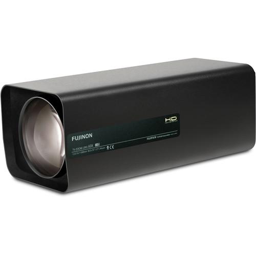 Fujinon 2MP C-Mount 16.7-1000mm f/3.5-22 60x Zoom Day/Night Varifocal Lens