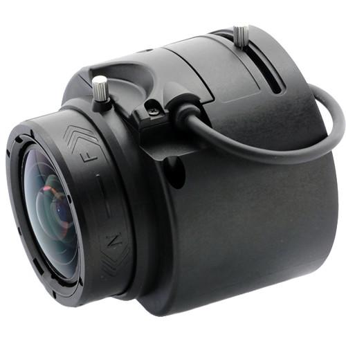 Fujinon DV2.2x4.1SR4A-SA2L CS-Mount 6MP 4.1-9mm F1.6 Day & Night Auto-Iris Varifocal Lens