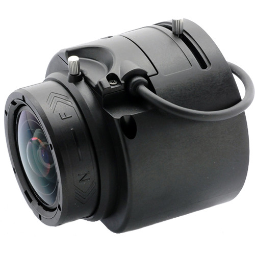 Fujinon DV2.2x4.1SR4A-SA2L CS-Mount 6MP 4.1-9mm F1.6 Day & Night Auto-Iris Varifocal Lens