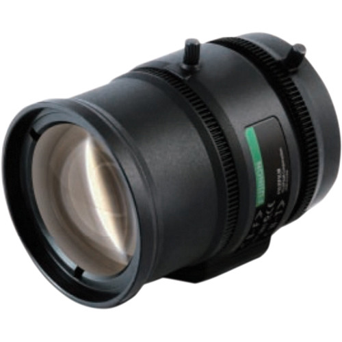 "Fujinon DV3.8x4SR4A-SA1 4 to 15.2mm Day/Night 3.8x Optical Zoom Varifocal Lens with 3.9"" Cable"