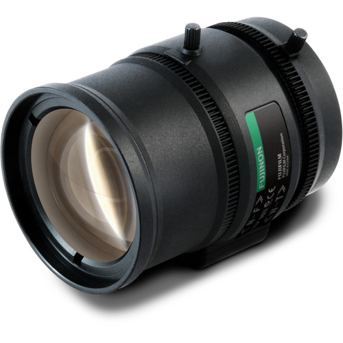 "Fujinon DV3.8x4SR4A-SA1L 4-15.2mm Day/Night 3.8x Optical Zoom Varifocal Lens with 9"" Cable"