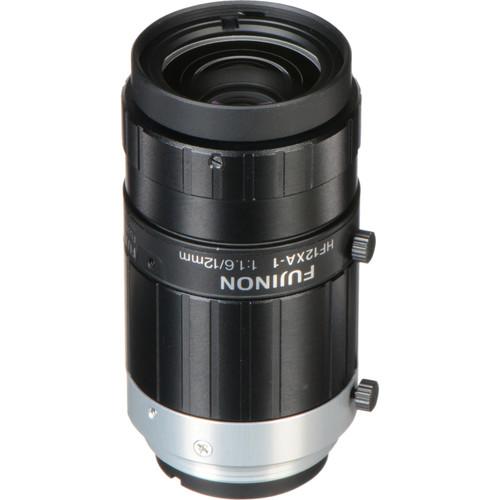 Fujinon HF-XA Series C-Mount 12mm Fixed Focal Lens