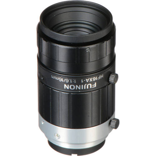 Fujinon HF-XA Series C-Mount 16mm Fixed Focal Lens