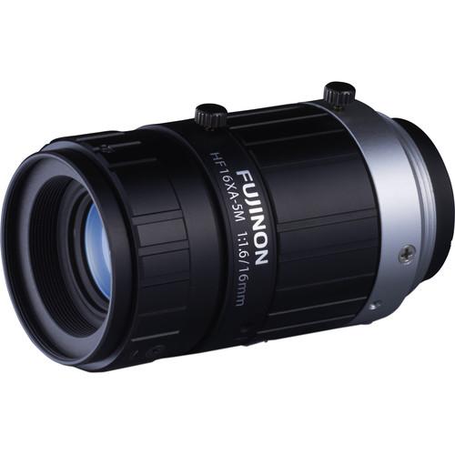 """Fujinon HF16XA-5M 2/3"""" 15.87mm 5MP Machine Vision Lens"""