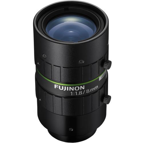 Fujinon HF2518-12M C-Mount 25mm Fixed Lens