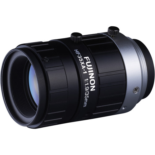 Fujinon HF-XA Series C-Mount 35mm Fixed Focal Lens