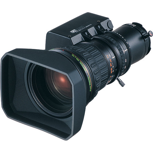 """Fujinon HTs18x4.2BMD-DSD 1/3"""" HD Lens for Video Conferencing, Motor Drive Only"""