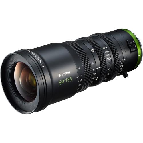 Fujinon MK50-135mm T2.9 Lens (MFT Mount)