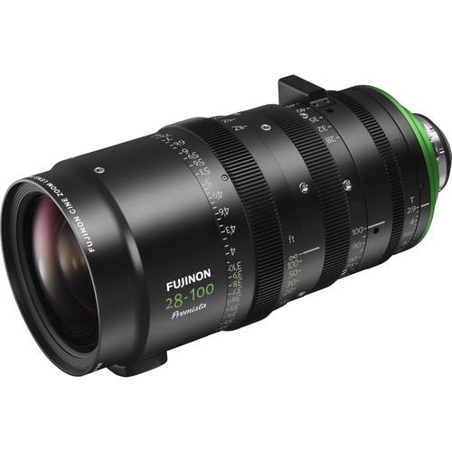 Fujinon Premista 28-100mm T2.9 Full Format Zoom Lens PL Mount