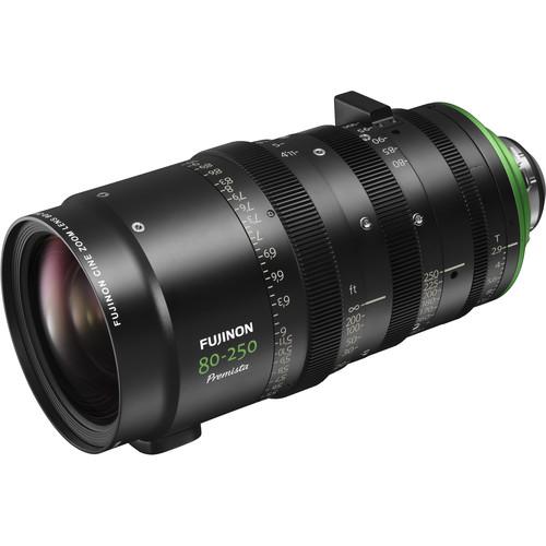 Fujinon Premista80-250mm T2.9-3.5 Large-Format Zoom Lens (PL)