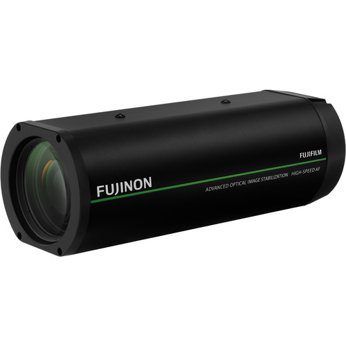 Fujinon SX800 2MP Network Bullet Camera with 20-800mm Lens