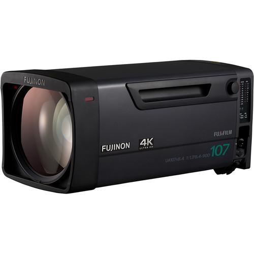 Fujinon 4K Premier UHD UA107X8.4 Box-Type 107x Zoom with OIS