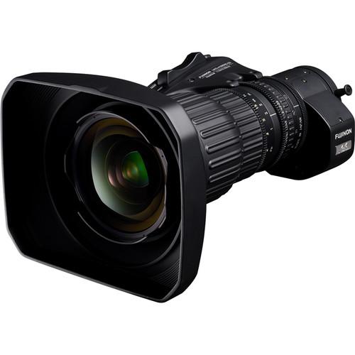 Fujinon UA13x4.5BERD 4K UHD Wide ENG Zoom