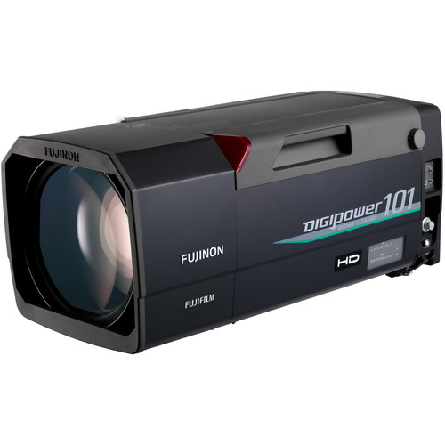 "Fujinon XA101x8.9BESM 2/3"" HDTV Field Style Lens (Box Type)"