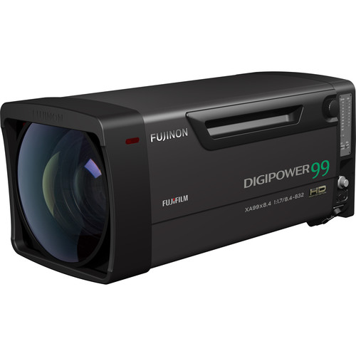 Fujinon XA99X8.4BESM DigiPower 99x Ultra-Wide Field Zoom with OIS