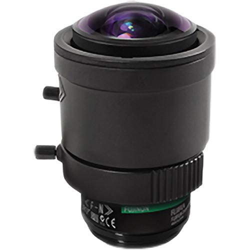 Fujinon 3 Mp 2.2 to 6mm Day/Night Vari-focal 2.7x Zoom Lens