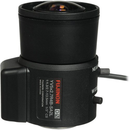 Fujinon CS Mount 2.7 to 13.5mm Varifocal Auto Iris Lens