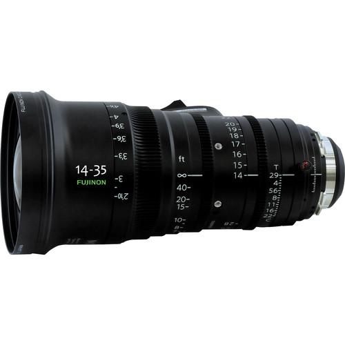 Fujinon ZK14-35mm T2.9 Cabrio Premier Lens (PL Mount)