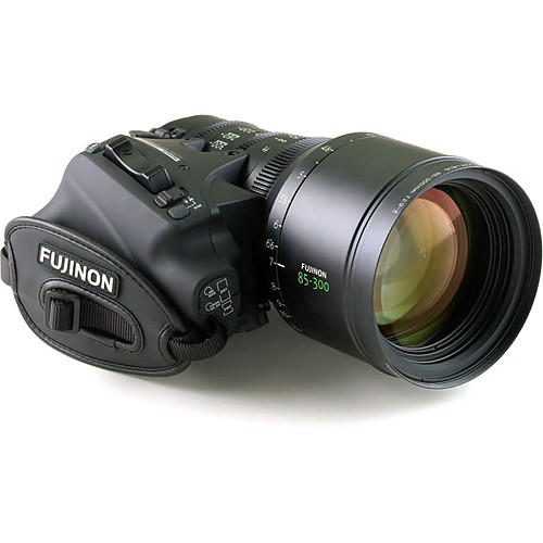Fujinon ZK85-300mm T2.9-4.0 Lightweight Cabrio Lens (PL Mount)
