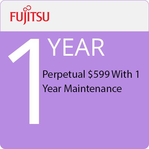 Fujitsu Perpetual $599 With 1 Year Maintenance