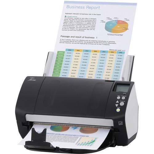 Fujitsu Fi-7160 Trade Compliant Document Scanner