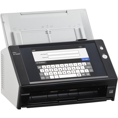 Fujitsu N7100E Network Image Scanner