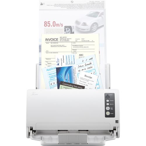Fujitsu fi-7030 Trade Compliant Desktop Scanner