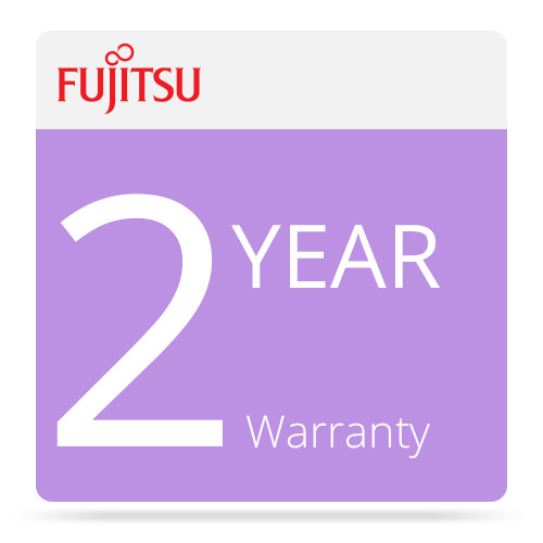 Fujitsu Basic 2-Year Warranty for fi-6240Z Scanner