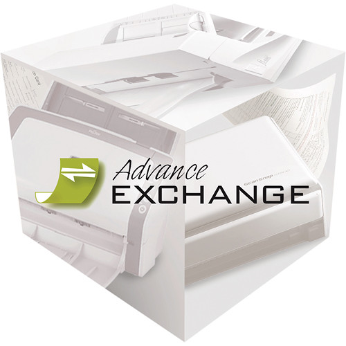 Fujitsu Advance Exchange Service for fi-7260 (1-Year)