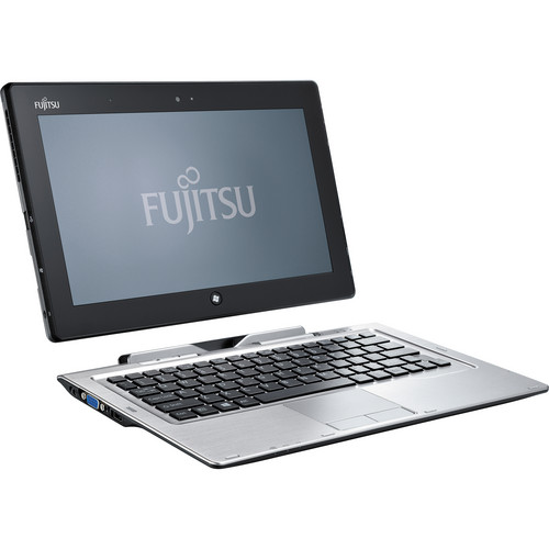 """Fujitsu 128GB STYLISTIC Q702 11.6"""" Tablet with Keyboard Dock"""