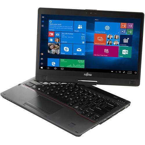 """Fujitsu 13.3"""" LIFEBOOK T938 Multi-Touch 2-in-1 Laptop (Wi-Fi & 4G LTE)"""