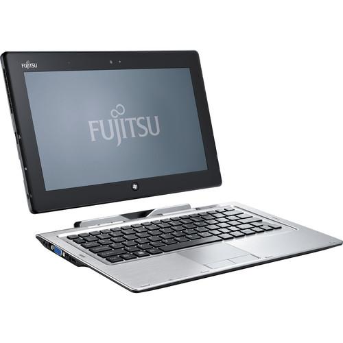 """Fujitsu 64GB STYLISTIC Q702 11.6"""" Tablet with Keyboard Dock"""