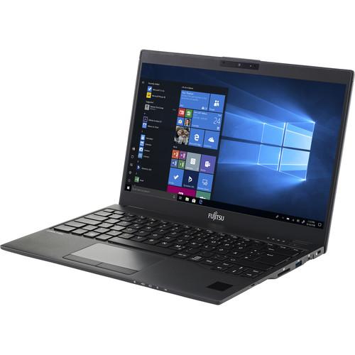 "Fujitsu 13.3"" LIFEBOOK U939 Multi-Touch Laptop (Matte Black)"