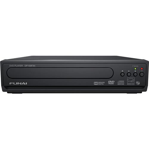 FUNAI DP100FX4 Progressive Scan DVD Player