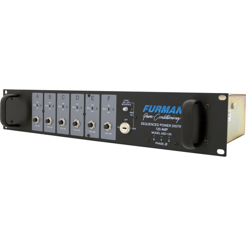 Furman 6-Channel Power Distributor (Version 2)