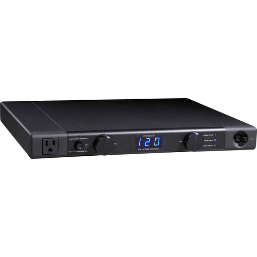 Furman Linear Filtering AC Power Source Conditioner with Retractable LED Lamps (6 Outlets, 15A Maximum)