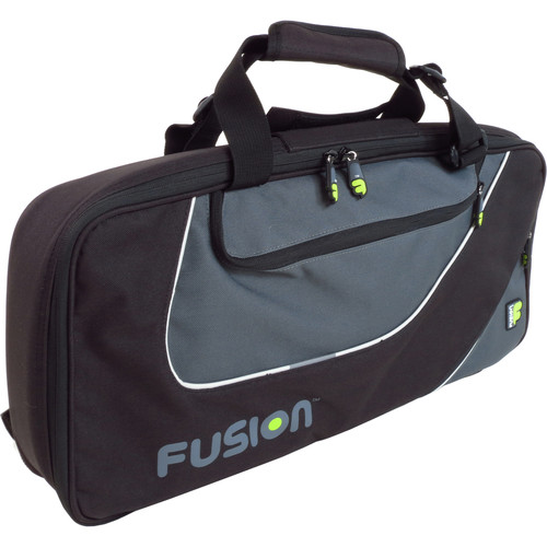 Fusion-Bags Keyboard 01 Gig Bag with Backpack Straps (25 - 49 Keys)