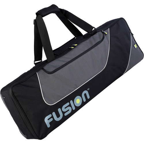 Fusion-Bags Keyboard 06 Gig Bag with Backpack Straps (61 - 76 Keys)