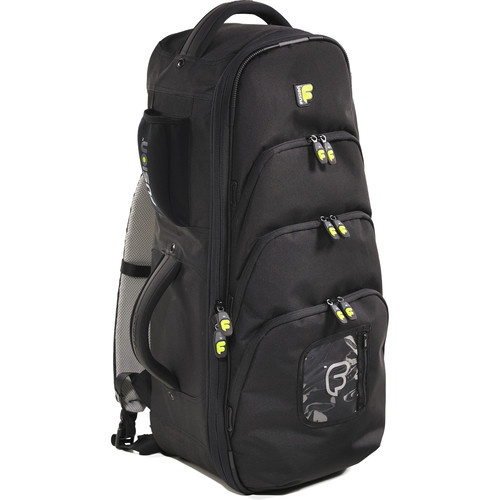 Fusion-Bags Urban Series Bagpipe Bag (Black)