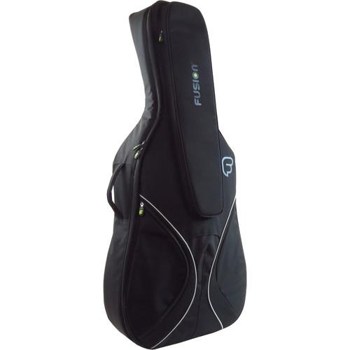 Fusion-Bags Funksion Skinny Full-Size Cello Gig Bag (Black)