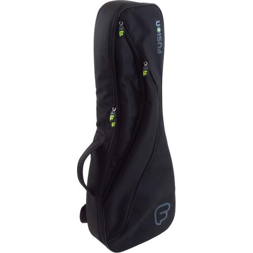 Fusion-Bags Funksion Skinny Tenor Ukulele Gig Bag (Black)