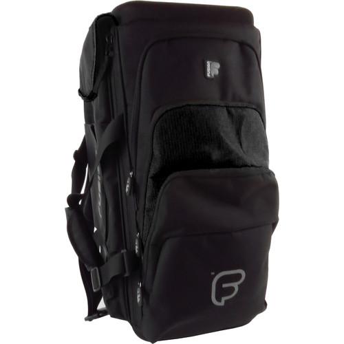 Fusion-Bags Premium Triple Trumpet Gig Bag (Black)